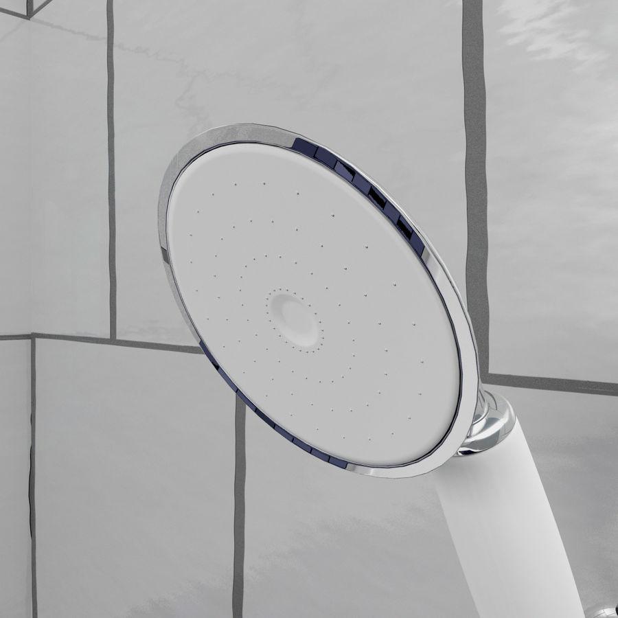 목욕통 royalty-free 3d model - Preview no. 16