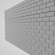 Brick Wall 3d model