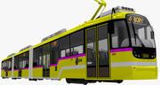Tram VarioLF3 3d model