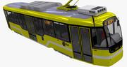 Tram VarioLF 3d model