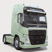 VOLVO FH 2013 3d model
