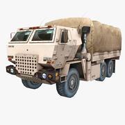 ВОЕННЫЙ СТАНДАРТНЫЙ ГРУЗОВОЙ АВТОМОБИЛЬ M1078 3d model