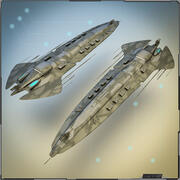 Battle Cruiser 3d model
