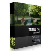 CGAxis Models Volume 34 Trees IV 3d model