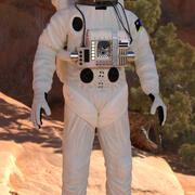 Космонавт 3d model
