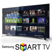 サムスン46インチF8000 LEDスマートフルHDテレビ 3d model