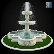 Fountain 012 3d model
