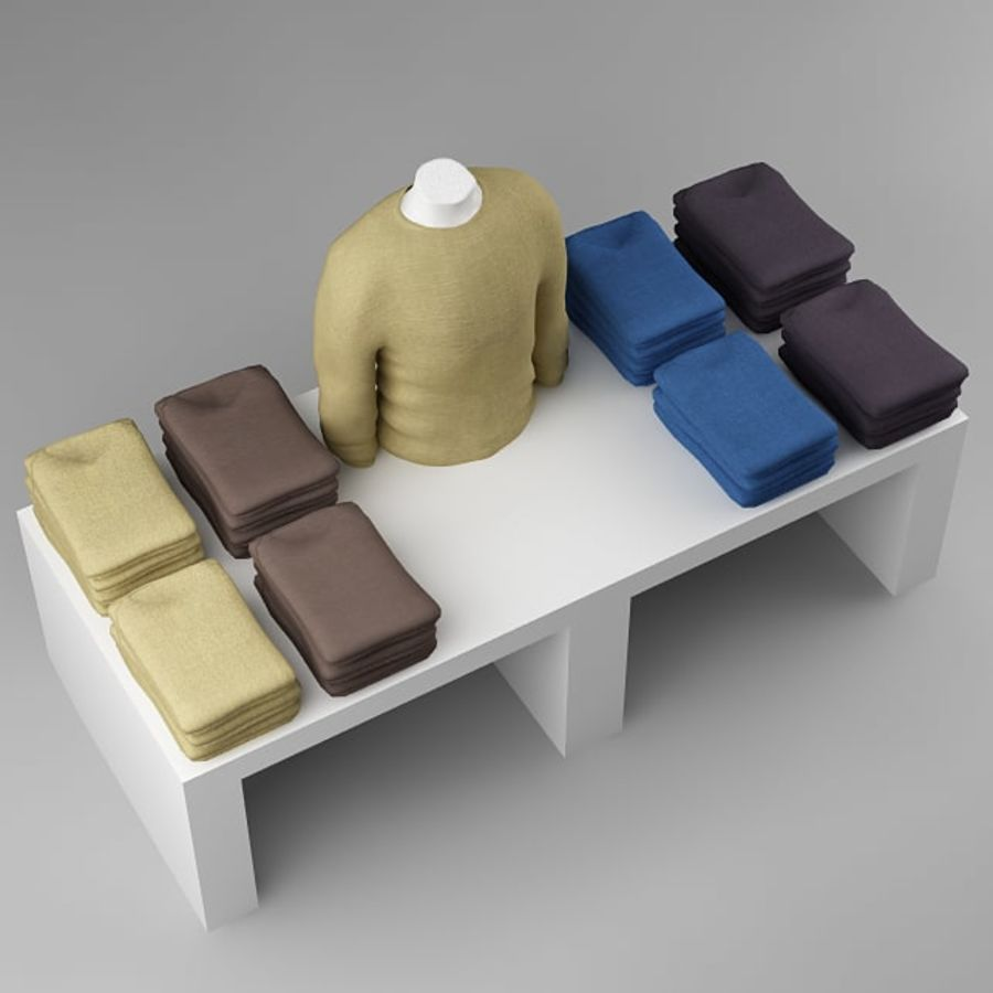 clothes_10 royalty-free 3d model - Preview no. 1
