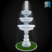 Fontaine 020 3d model