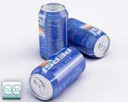 Pepsi A 3d model