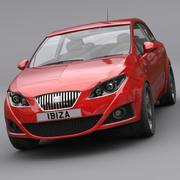 Seat Ibiza SC Copa modelo 3d