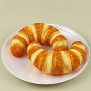 croissants_02 3d model