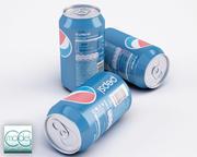 Pepsi B 3d model