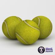 テニスボール 3d model