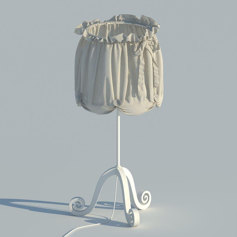 Ikea Lyrik Lampe royalty-free 3d model - Preview no. 1