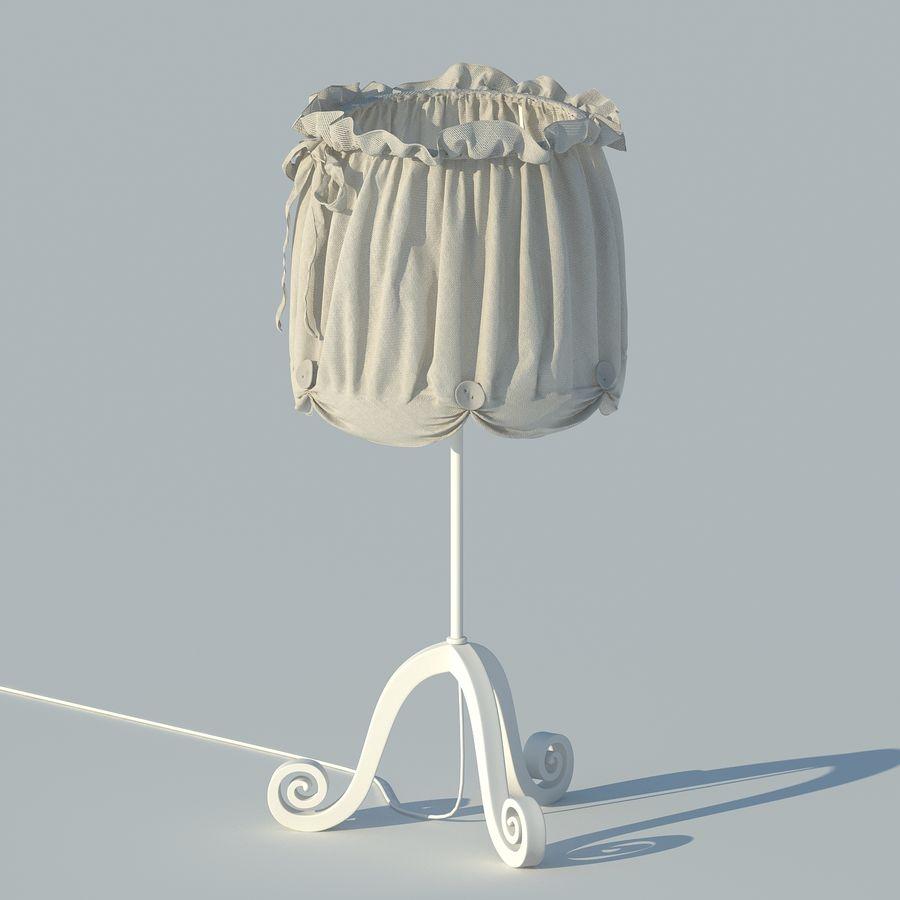 Ikea Lyrik Lampe royalty-free 3d model - Preview no. 3