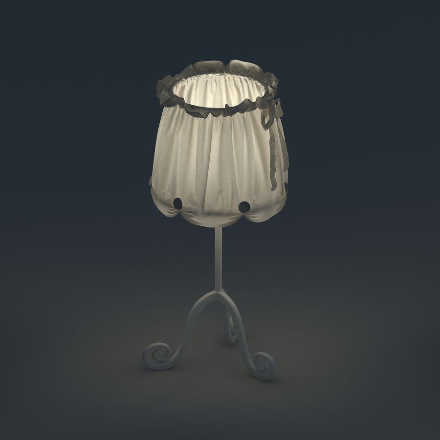 Ikea Lyrik Lampe royalty-free 3d model - Preview no. 5