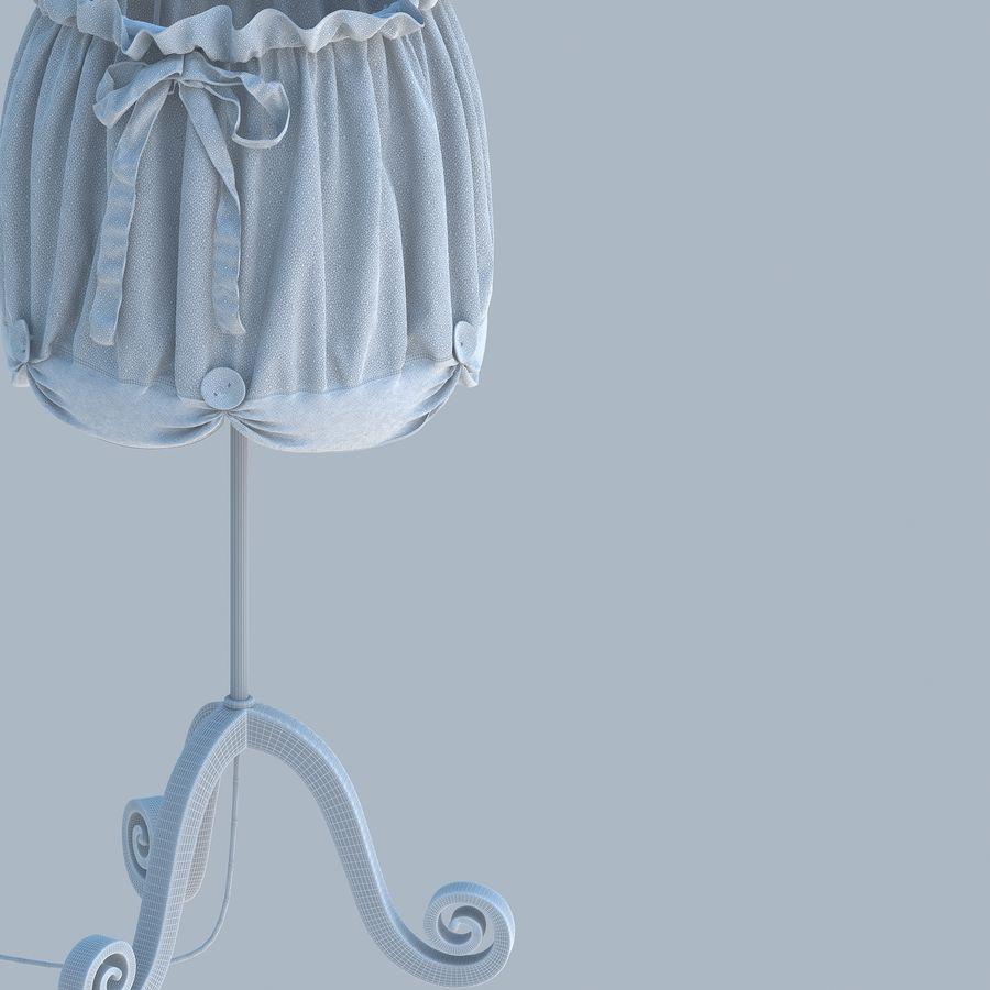 Ikea Lyrik Lampe royalty-free 3d model - Preview no. 6