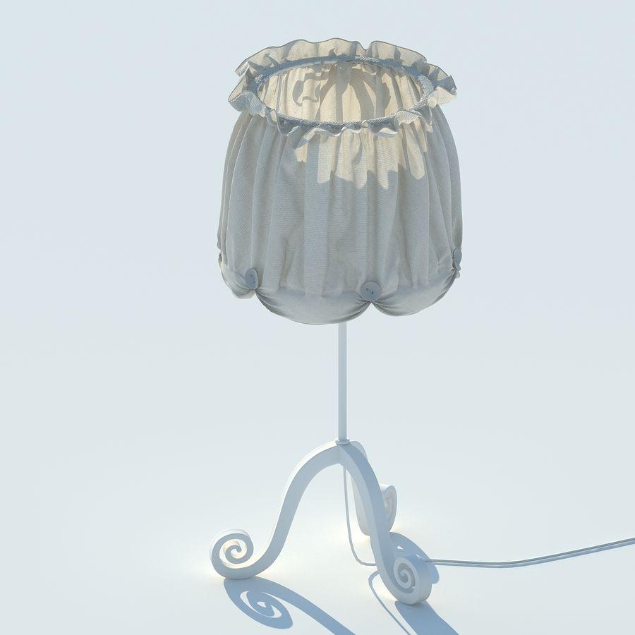 Ikea Lyrik Lampe royalty-free 3d model - Preview no. 4