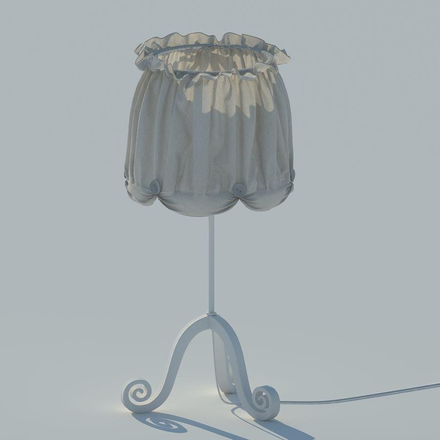 Ikea Lyrik Lampe royalty-free 3d model - Preview no. 2