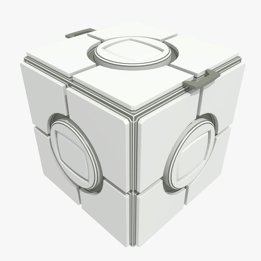 Box B royalty-free 3d model - Preview no. 1