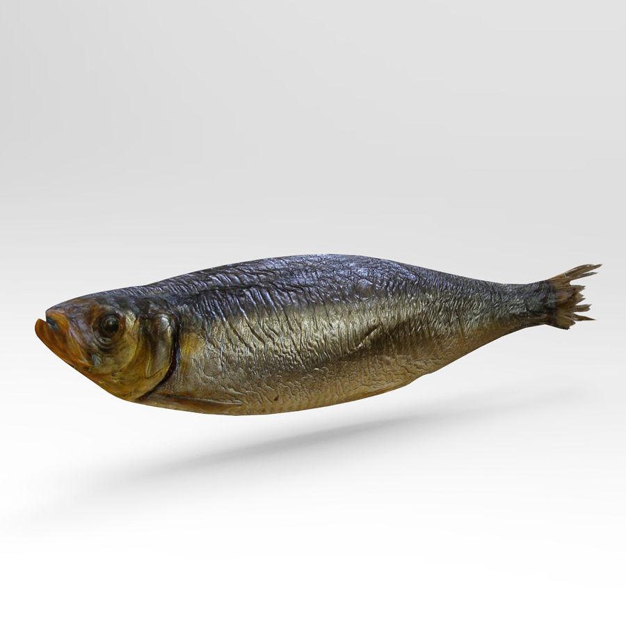 鲱鱼 royalty-free 3d model - Preview no. 2