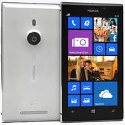 Nokia Lumia 925 Gray 3d model