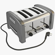 Toaster KitchenAid 3d model