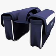 Bicycle Bag Giant 3d model