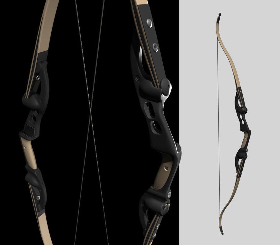 arco royalty-free modelo 3d - Preview no. 14