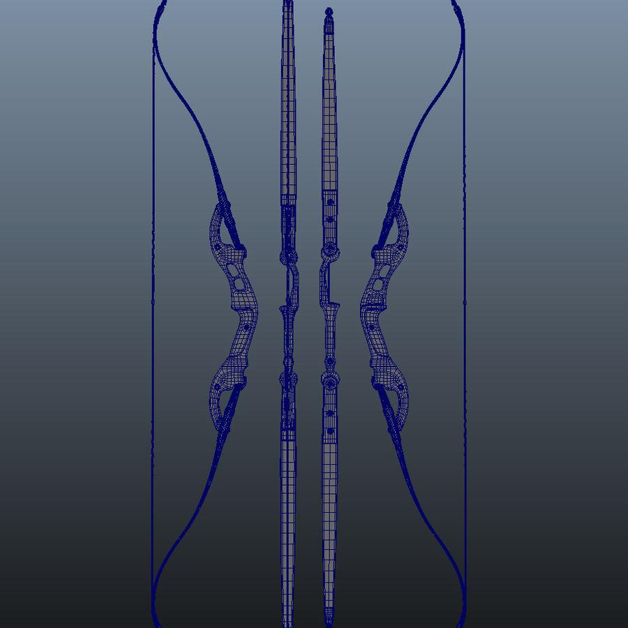arco royalty-free modelo 3d - Preview no. 9