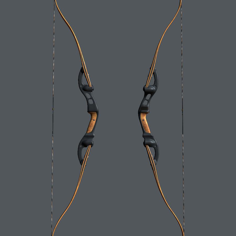 arco royalty-free modelo 3d - Preview no. 2