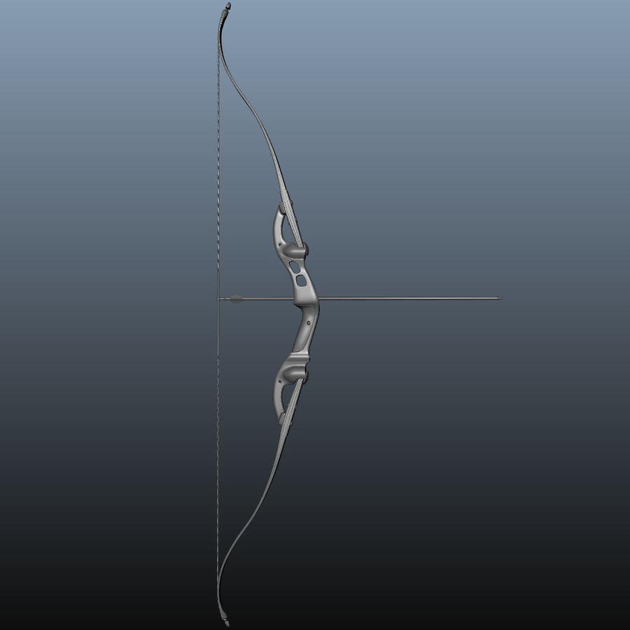 arco royalty-free modelo 3d - Preview no. 6
