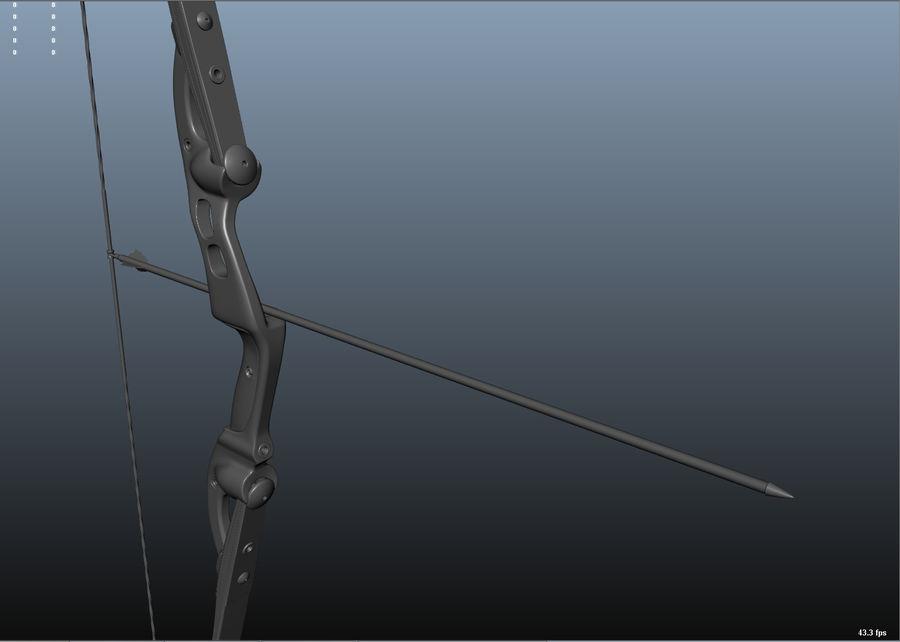 arco royalty-free modelo 3d - Preview no. 5