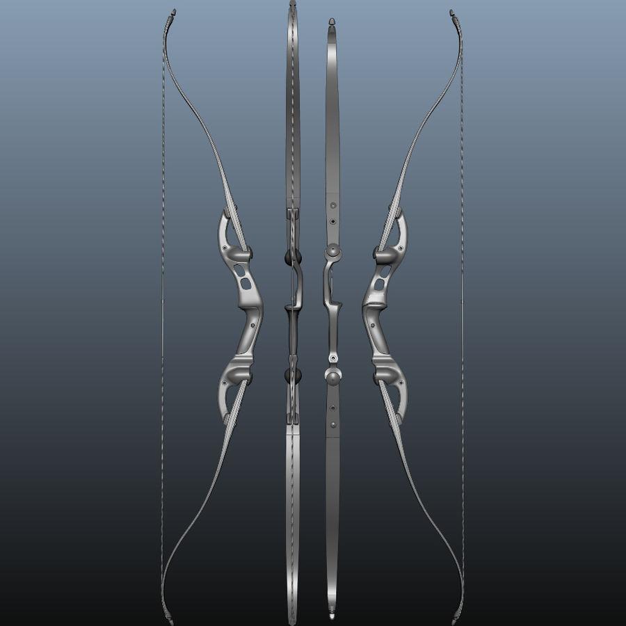arco royalty-free modelo 3d - Preview no. 7