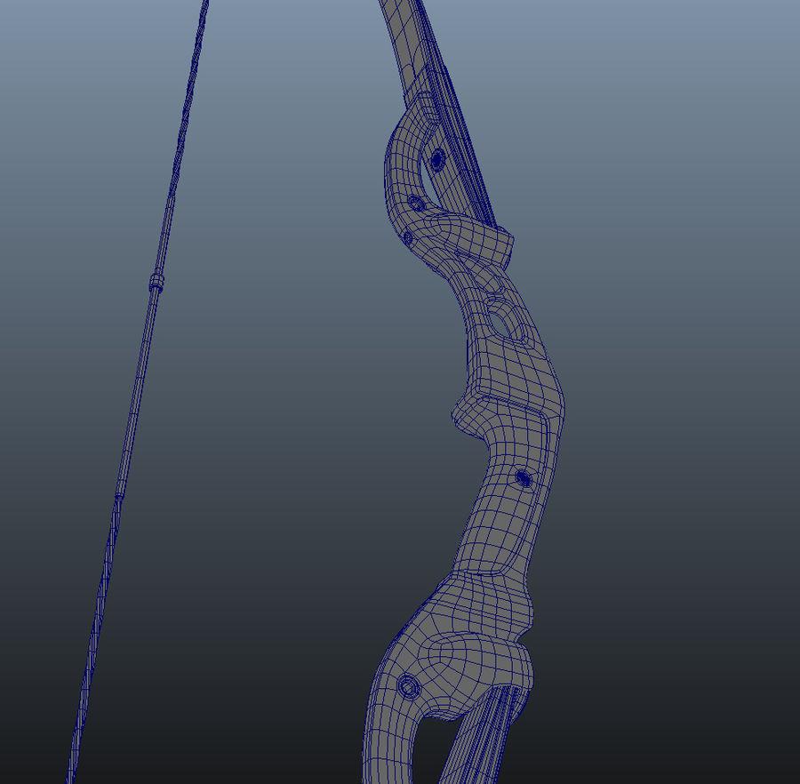 arco royalty-free modelo 3d - Preview no. 11