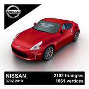Nissan 370Z 2013 3d model