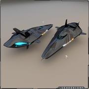 R3 Neeb Cruiser 3d model
