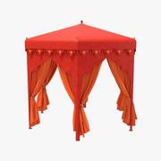 阿拉伯帐篷2 3d model