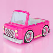 Cartoon Convertible 3d model