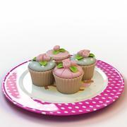 Cupcake_016 3d model