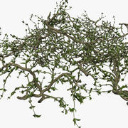 Branches Bushes Outdoor Prop Set Blockade natural blockade barricade 3d model