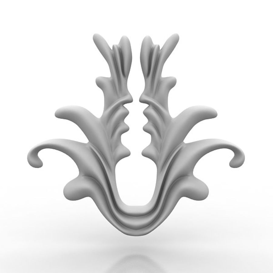 Architectural Elements 75 royalty-free 3d model - Preview no. 1
