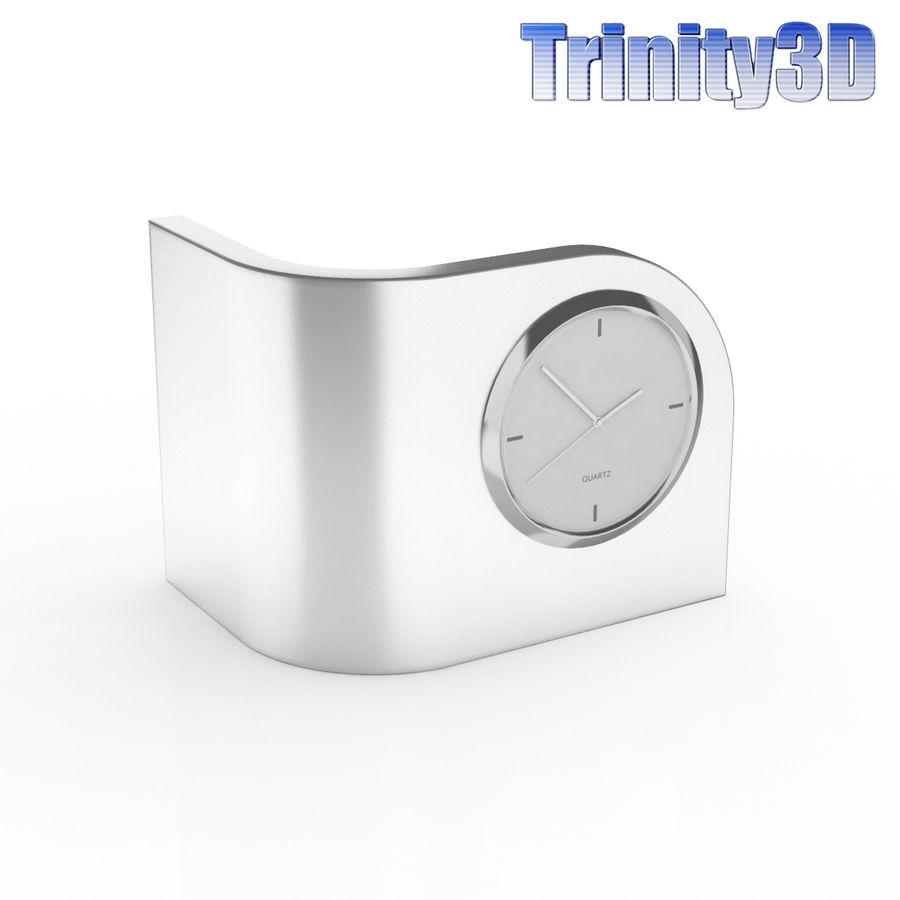 Desk Clock B royalty-free 3d model - Preview no. 1