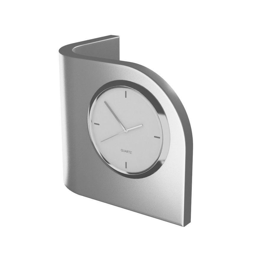 Desk Clock B royalty-free 3d model - Preview no. 4