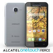 Alcatel One Touch Fierce 3d model