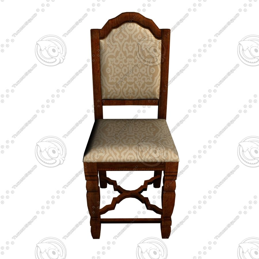 Chair01 royalty-free 3d model - Preview no. 6