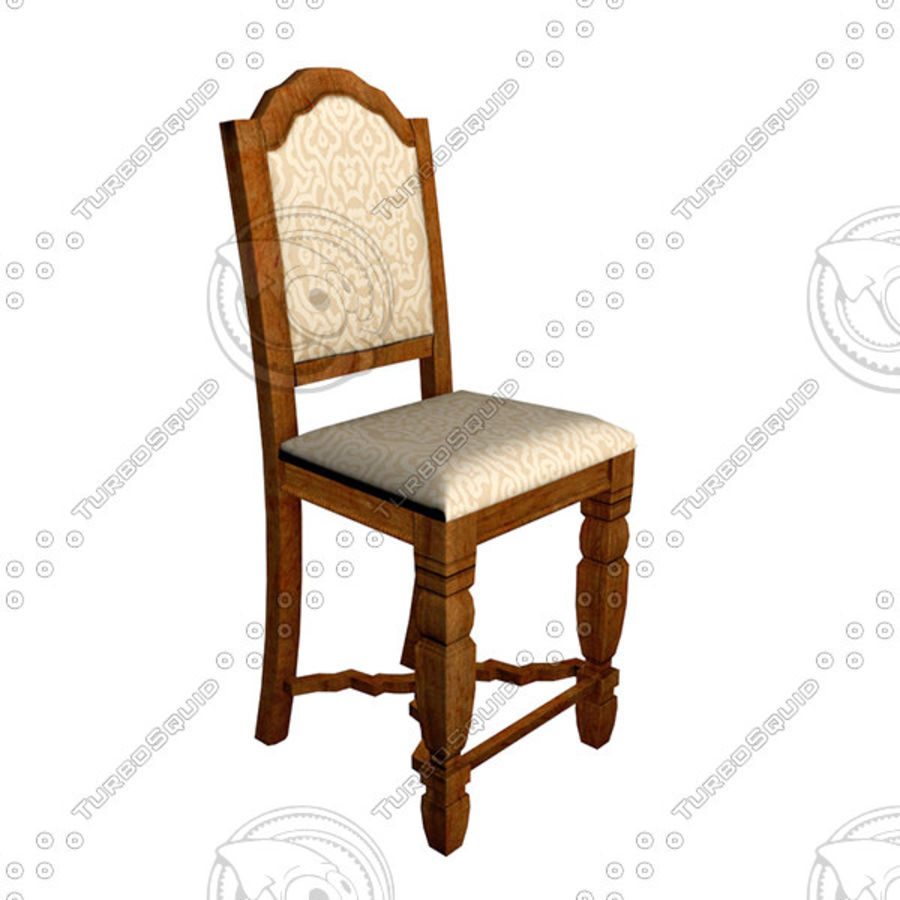 Chair01 royalty-free 3d model - Preview no. 1