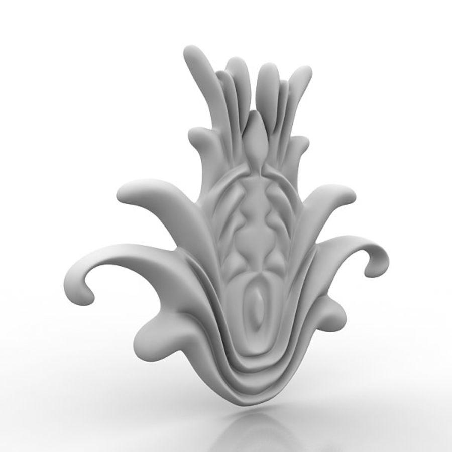 建筑元素76 royalty-free 3d model - Preview no. 2