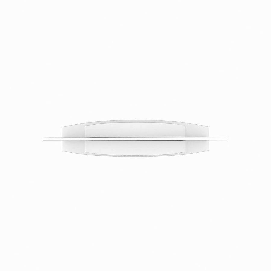 Bureauklok A royalty-free 3d model - Preview no. 11